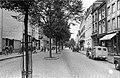 Maastricht, Boschstraat met bomen, ca 1950-55.jpg