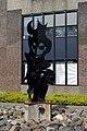 Maastricht, sculptuur hoofdkantoor woningcorporatie Woonpunt.jpg