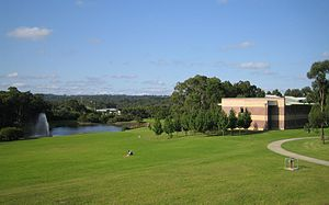 Macquarie Park, New South Wales - Macquarie University