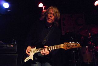 Andy Timmons American guitarist