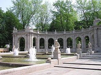 Friedrichshain - Märchenbrunnen in Volkspark Friedrichshain