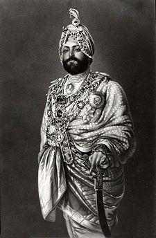 First Indian member of American CongressDuleep Singh
