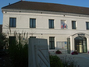 Mailly-le-Camp - Town hall