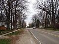 Main Street, Onsted, Michigan (Pop. 909) (14053458502).jpg