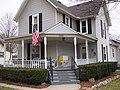 Main Street, Onsted, Michigan (Pop. 909) (14076608753).jpg