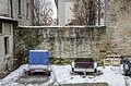 Mainbernheim, Kirchplatz 10, Stadtmauer, Feldseite-002.jpg