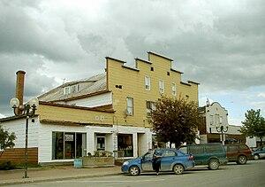 Malartic, Quebec -  Malartic in 2009