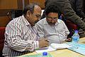 Manash Bagchi and Indranil Sanyal - Art of Science - Workshop - Science City - Kolkata 2016-01-08 8977.JPG