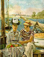Manet, Edouard - Argenteuil, 1875