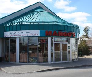 Maher Arar - The Mango Cafe in Ottawa