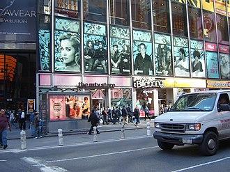Viacom Media Networks - New York headquarters