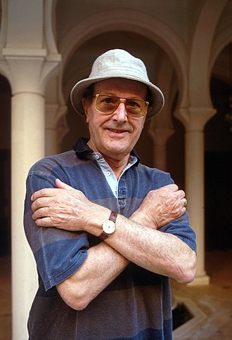 Manoel de Oliveira - Oliveira at the 48th Venice International Film Festival, 1991