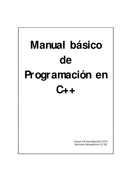 File:Manual C++.PDF - Wikimedia Commons