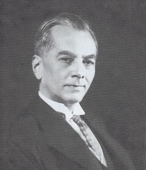Commonwealth of the Philippines - President Manuel Luis Quezon y Molina of the Philippines