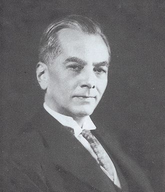 Commonwealth of the Philippines - President Manuel Luis Quezon of the Philippines
