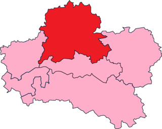 Loirets 5th constituency Constituency of the French Fifth Republic