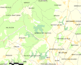 Map commune FR insee code 21408.png