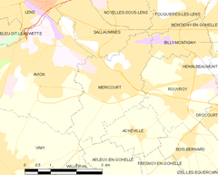 Map commune FR insee code 62570.png