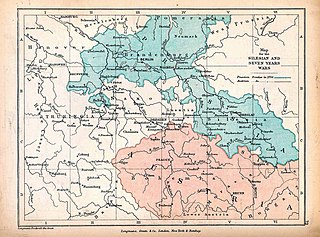 Silesian Wars 18th-century wars between Prussia and Austria