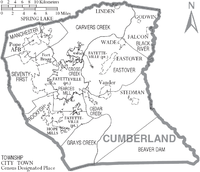 Map of Cumberland County North Carolina With Municipal and Township Labels.PNG