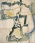 Map of Sendai Castle (Miyagi Prefectural Library).jpg