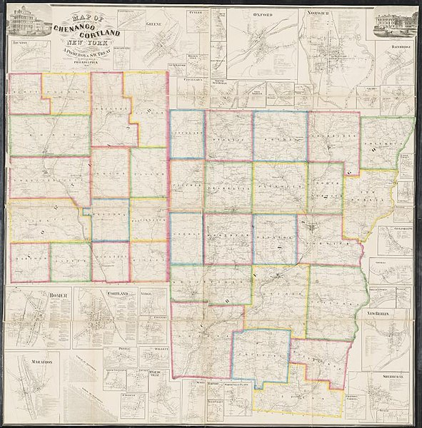 File:Map of the counties of Chenango and Cortland, New York - from actual surveys (10210935494).jpg