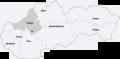 Map slovakia partizanske.png