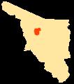 Mapa Municipios Sonora Trincheras.png