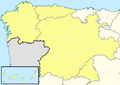Mapa Segunda B Grupo I con Canarias 2012-13.png