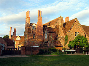 Mapledurham House - Image: Mapledurham House geograph.org.uk 241664