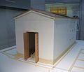 Maqueta del taller de Fídies, Museu arqueològic d'Olímpia.JPG