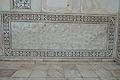 Marble Relief Dado with Vegetal Motif - Taj Mahal - Agra 2014-05-14 3845.JPG