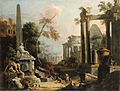 Marco Ricci, and Sebastiano Ricci - Landscape with Classical Ruins and Figures - 70.PA.33 - J. Paul Getty Museum.jpg