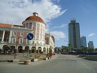Economy of Angola national economy