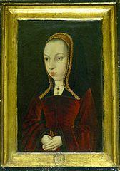 Marguerite d'Autriche, archiduchesse d'Autriche, plus tard gouvernante des Pays-Bas