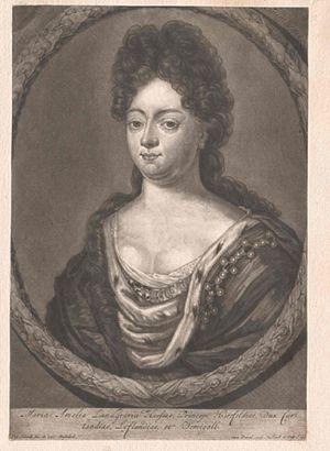 Maria Amalia of Courland