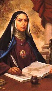 Giulia Crostarosa Italian catholic nun and foundress