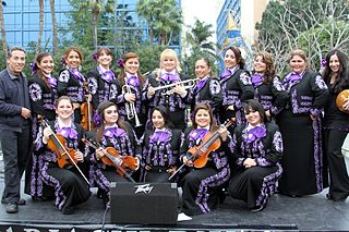 Mariachi Divas de Cindy Shea American mariachi band