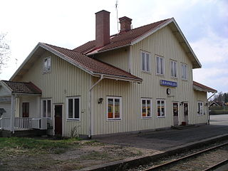 Mariannelund Place in Småland, Sweden