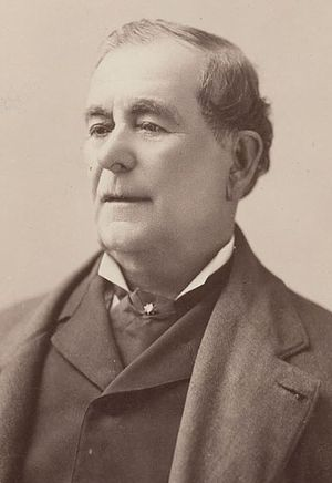Vallejo, California - Mariano Vallejo, ca. 1880-85, founder and city namesake