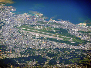 Marine Corps Air Station Futenma - Image: Marine Corps Air Station Futenma 20100526
