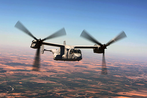 Marines, Osprey participate in Spanish air festival 150724-M-QL632-029