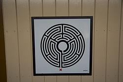 Mark Wallinger Labyrinth 244 - Latimer Road.jpg