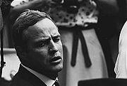 Ο Μάρλον Μπράντο το 1963.