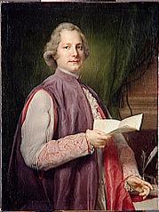 Portrait de monseigneur Francesco Carafa