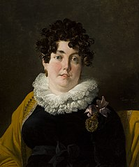 Portrait of the Marquise of Belas