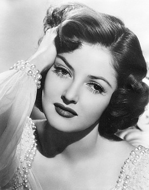 Martha Vickers - Martha Vickers in 1947