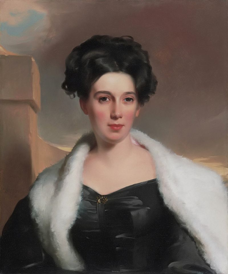 Mary Anne Heide Norris, by Thomas Sully.jpg