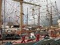 Masts and rigging, Tall Ships, Hartlepool - geograph.org.uk - 2152462.jpg