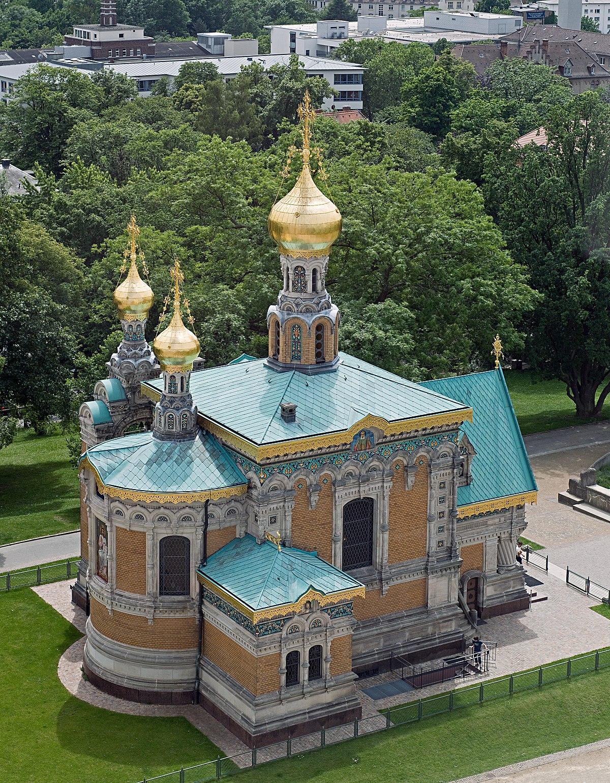 Russische Kapelle (Darmstadt) - Wikipedia